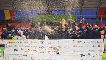 Шостий турнір «Небесна Криниця CUP» завершено