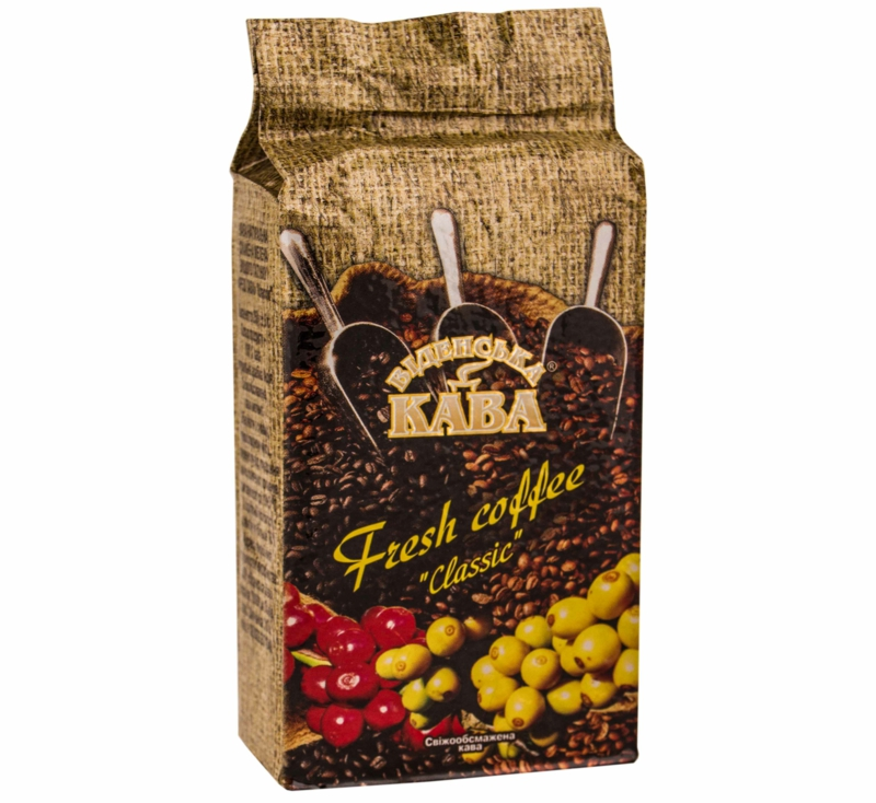 Віденська кава - КАВА ВІДЕНСЬКА Fresh coffee 250г