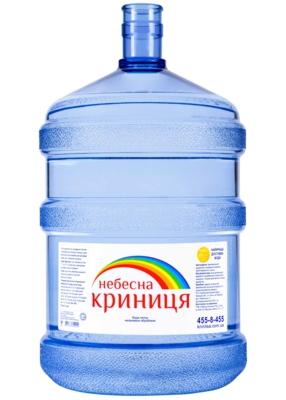 - БУТЕЛЬ ПОРОЖНІЙ 18,9 л