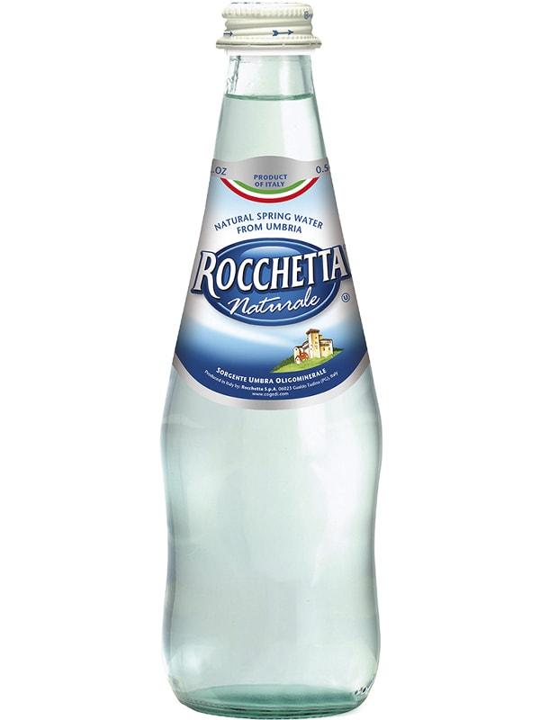 Вода Rocchetta - ВОДА ROCCHETTA NATURALE 0,5л негазована (в склі)